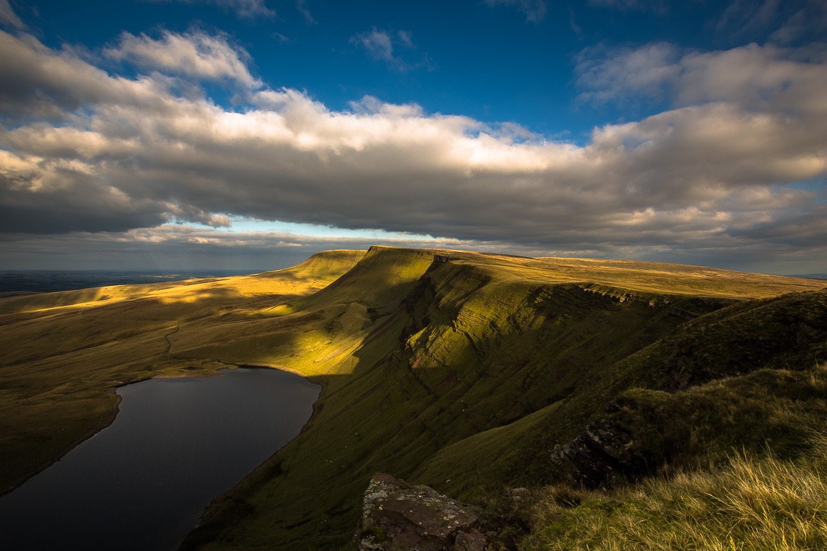 banana sir gear, brecon beacons, photography,