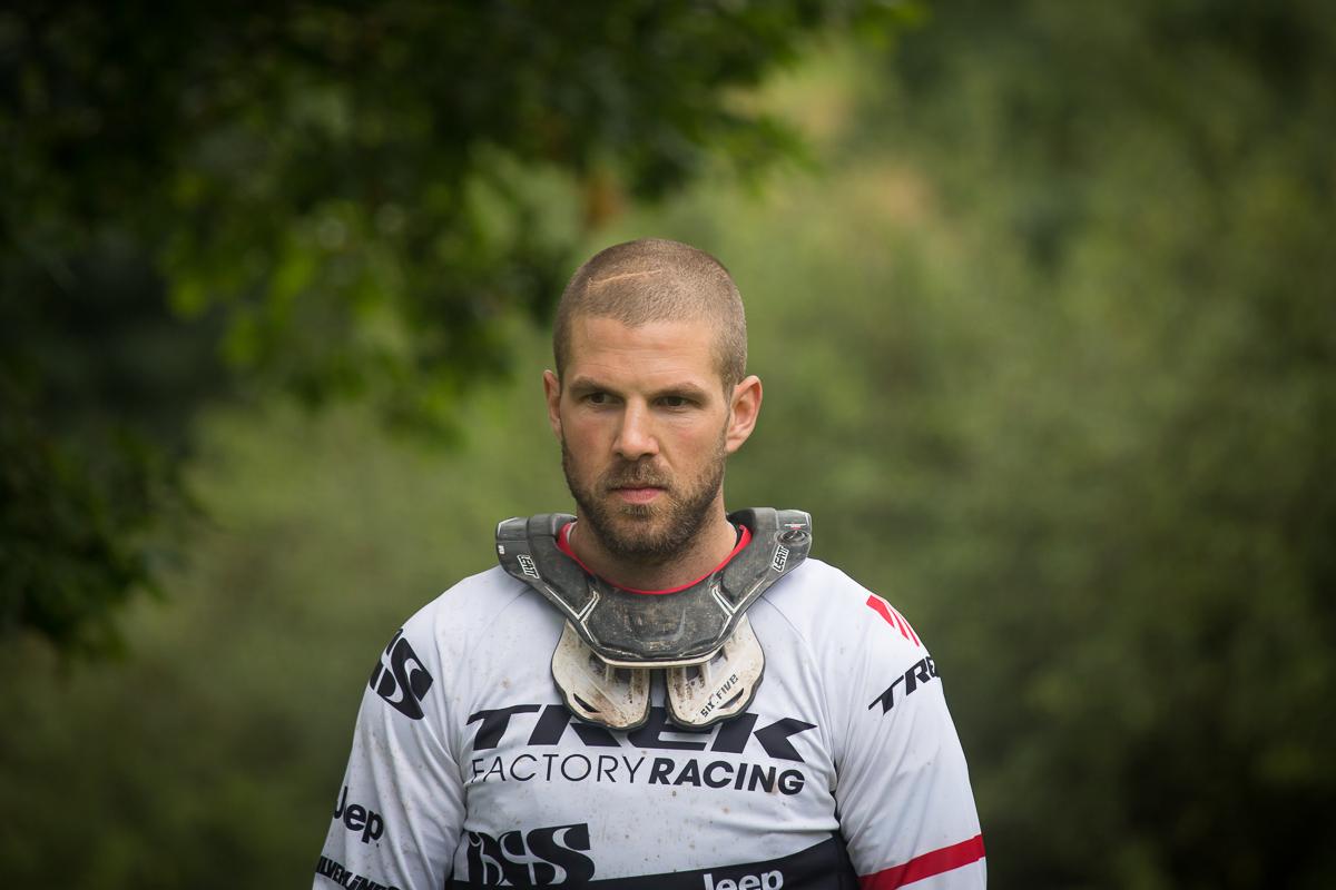 Dan Atherton of Trek factory racing