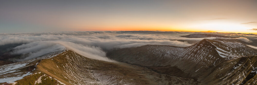 Central Beacons pre sunrise