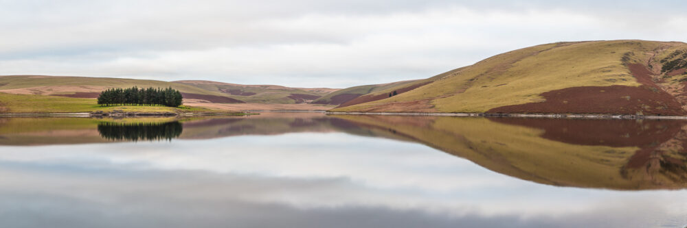 Reflections in the Elan Valley